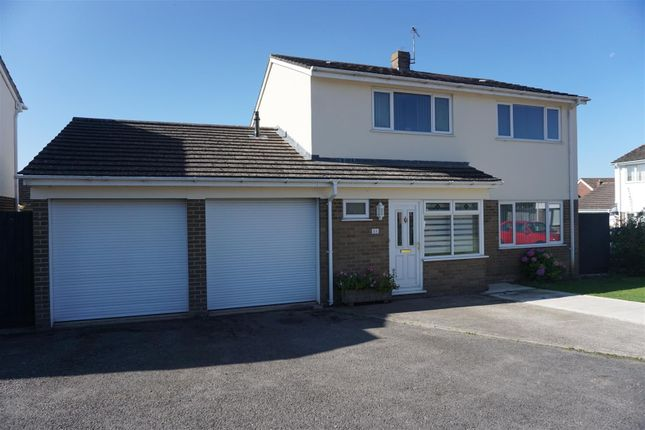 Thumbnail Detached house for sale in Broadley Park, North Bradley, Trowbridge