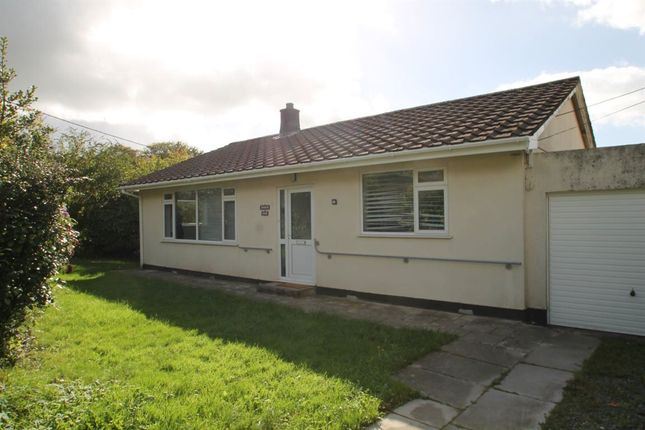 Thumbnail Bungalow to rent in Woodlands, Dousland, Yelverton
