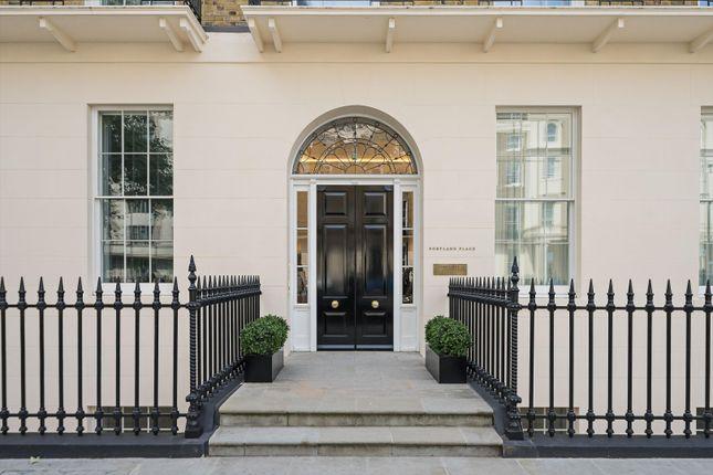 Thumbnail Flat to rent in Regents Crescent, Park Crescent West, Marylebone, London