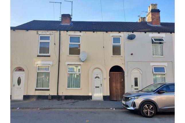 3 bed terraced house to rent in Uxbridge Street, Burton-On-Trent DE14