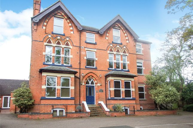 Thumbnail 1 bed flat for sale in The Grove, 74 Barkby Lane, Leicester, Leicestershire