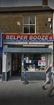 Retail premises for sale in Belper, Derbyshire