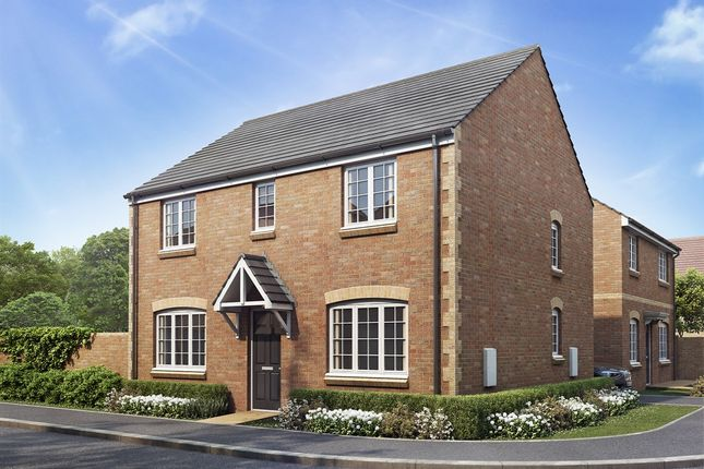 "Thumbnail Detached house for sale in ""The Chedworth"" at Bedford Road, Houghton Regis, Dunstable"