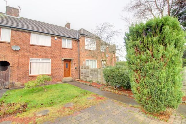 Thumbnail Terraced house to rent in Grange Road, Fenham, Newcastle Upon Tyne