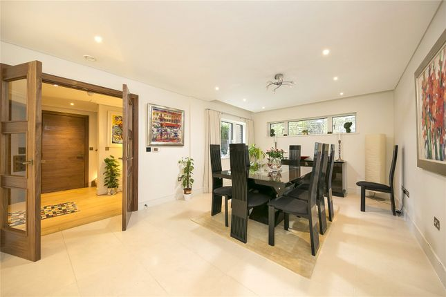 Thumbnail End terrace house for sale in Times Court, Retreat Road, Richmond, Surrey