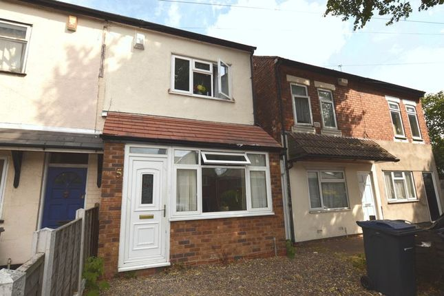 Thumbnail Semi-detached house for sale in Alleyne Road, Erdington, Birmingham