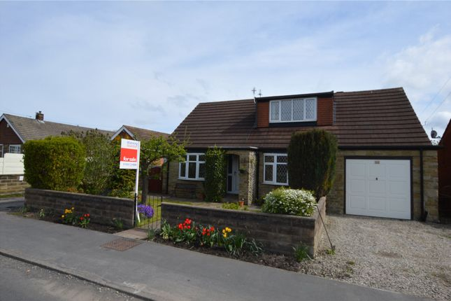 Thumbnail Detached bungalow for sale in Lee Moor Road, Stanley, Wakefield, West Yorkshire