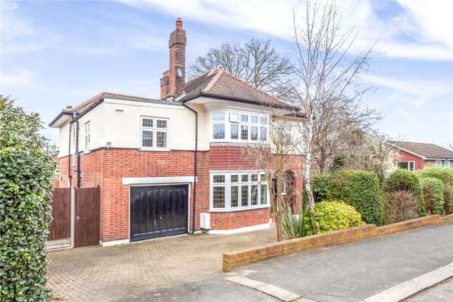 Thumbnail Detached house for sale in Culloden Road, Enfield, Middlesex
