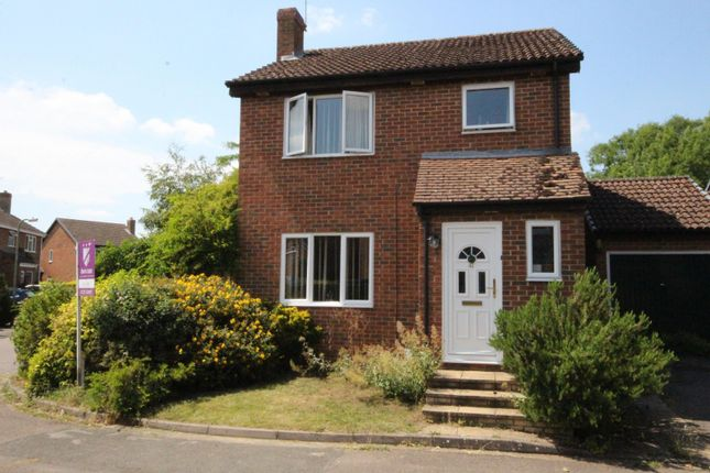 Thumbnail Detached house to rent in Hermitage Road, Abingdon-On-Thames