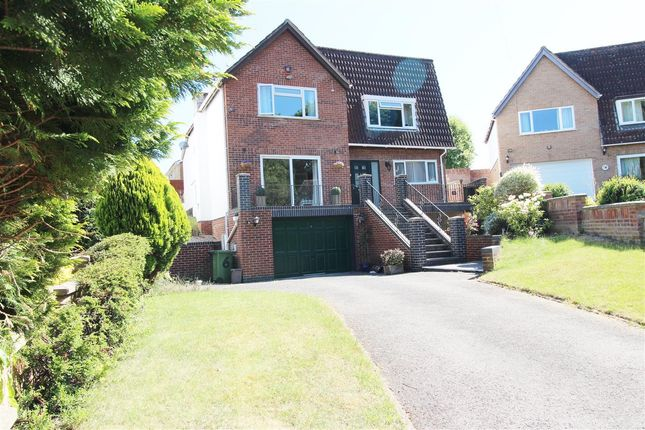 Thumbnail Detached house for sale in Fromeside Park, Frenchay, Bristol