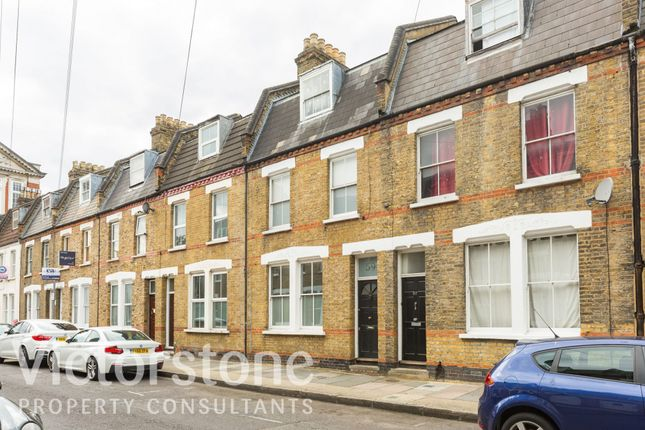 Senrab Street, Stepney, London E1