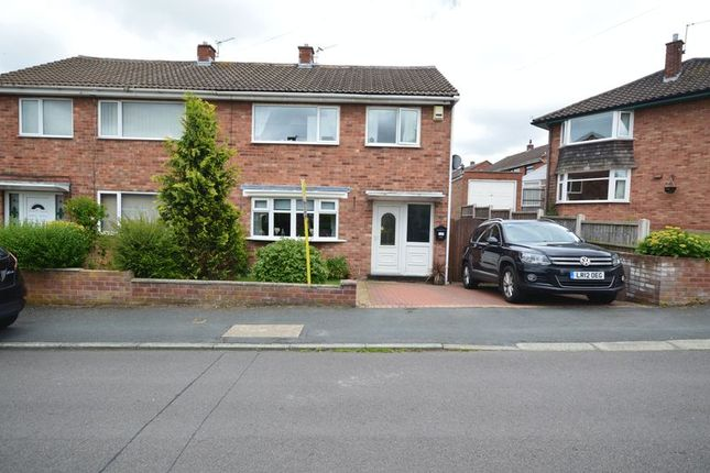 Thumbnail Semi-detached house for sale in Colemere Drive, Wellington, Telford