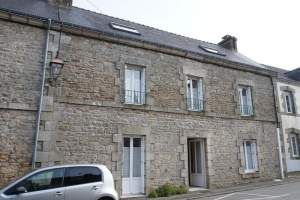 Thumbnail Town house for sale in Ploërdut