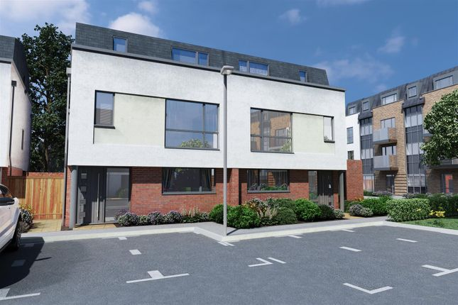 Thumbnail Semi-detached house for sale in Plot 53 Constabulary Close, West Drayton