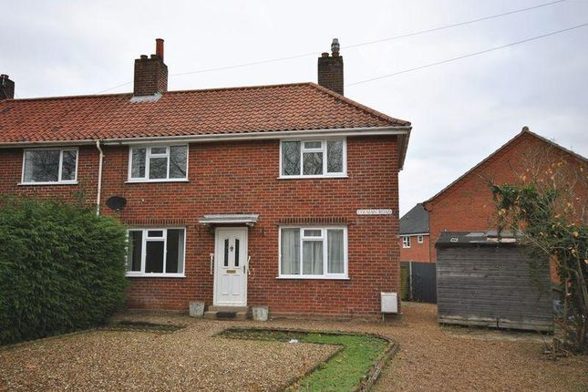 Thumbnail Semi-detached house to rent in Colman Road, Norwich