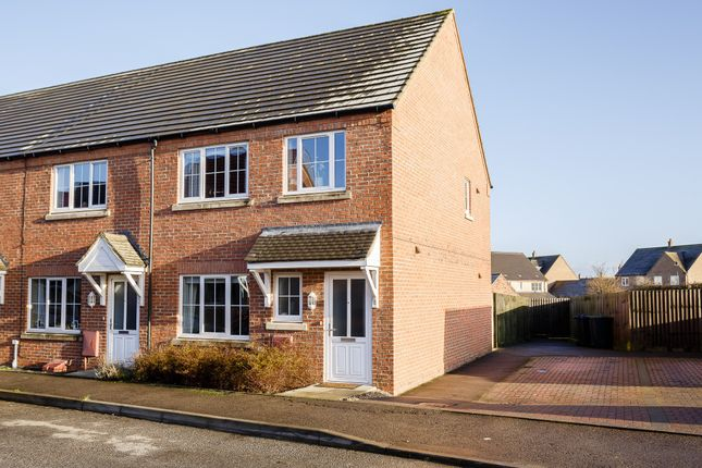 3 bed end terrace house for sale in Yeomans Way, Littleport, Cambridgeshire