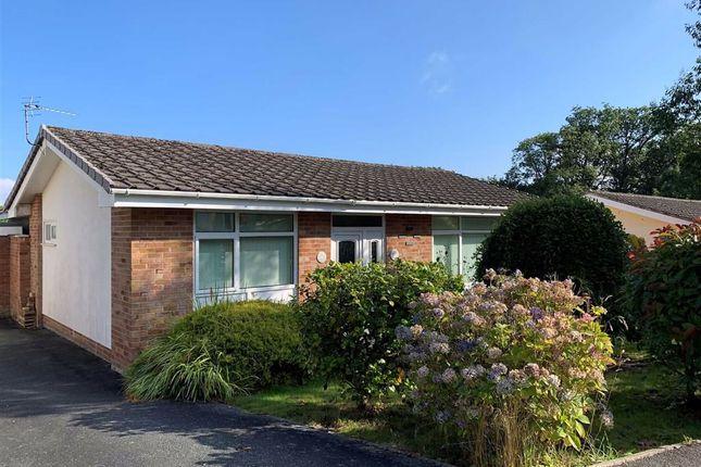 Thumbnail Detached bungalow for sale in Cwmhalen, New Quay, Ceredigion