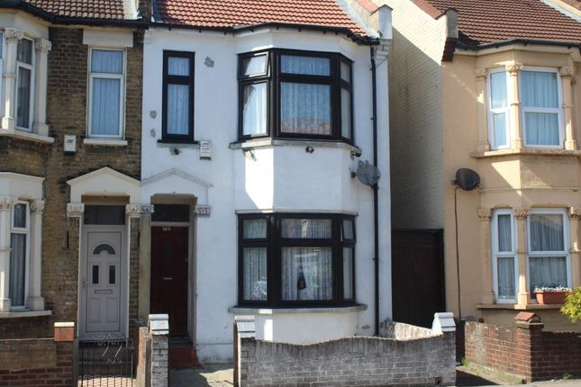 Thumbnail End terrace house for sale in Green Lane, Ilford Essex