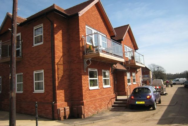 Thumbnail Flat to rent in Quay Street, Fareham