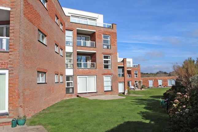 Thumbnail Flat for sale in Pless Road, Milford On Sea, Lymington