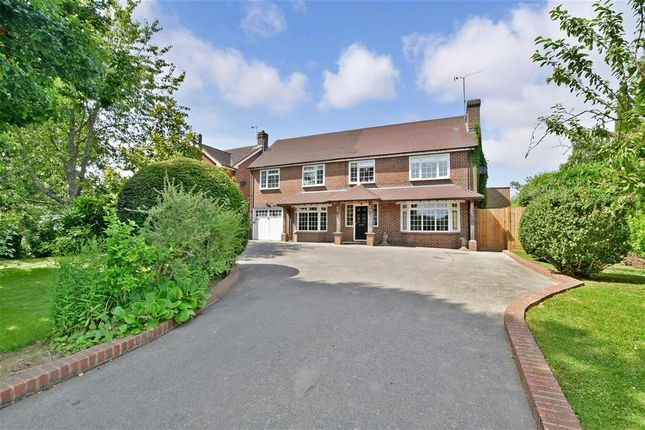 5 bedroom detached house for sale in Theobalds Road, Burgess Hill, West Sussex