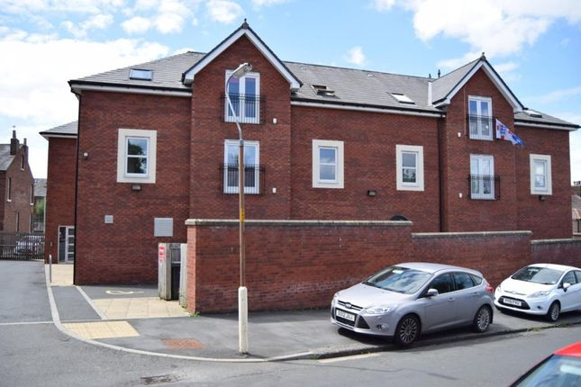 Thumbnail Terraced house to rent in Flat 4, Northgate, 54 Scotland Road, Carlisle