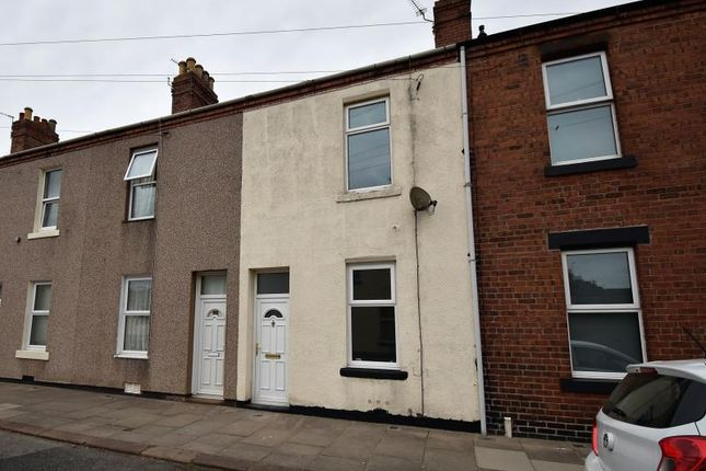 2 bed terraced house to rent in Metcalfe Street, Carlisle CA2