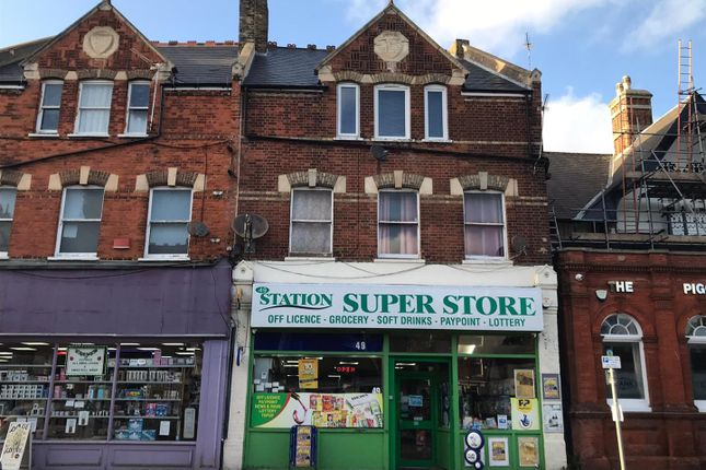 Commercial property for sale in Station Road, Westgate-On-Sea
