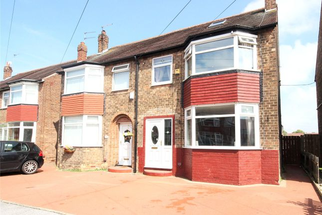 Thumbnail Semi-detached house for sale in Ulverston Road, Hull