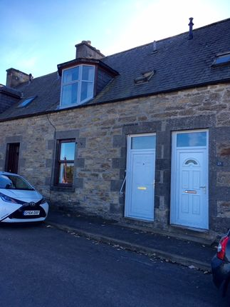 Thumbnail Terraced house to rent in Braco Street, Keith, Moray
