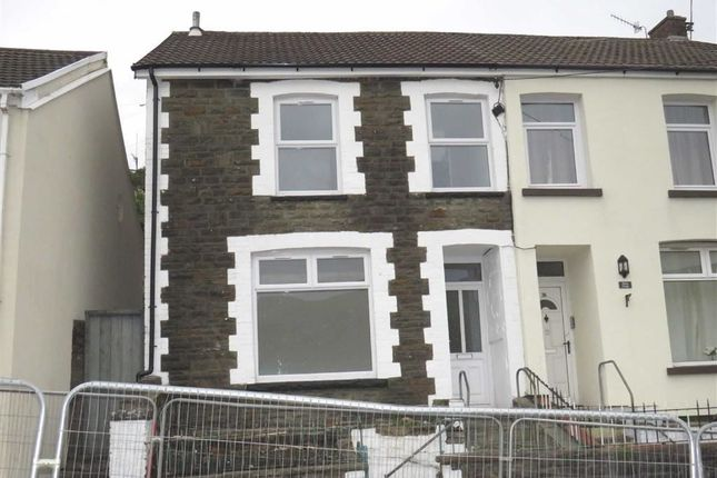 End terrace house to rent in Penrhys Road, Tylorstown, Ferndale