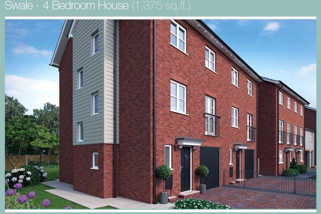 4 bed semi-detached house for sale in Plot 322 Swale Phase 3, Navigation Point, Cinder Lane, Castleford WF10