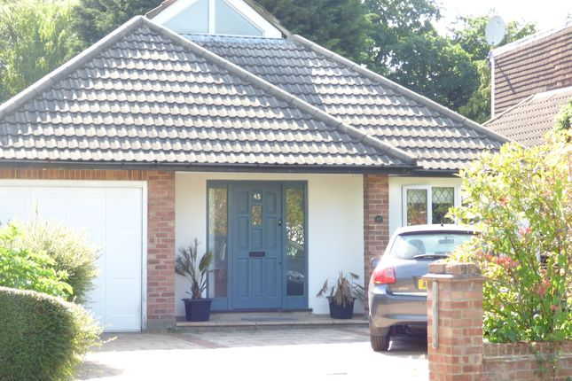 Thumbnail Detached bungalow to rent in Newmans Way, Barnet
