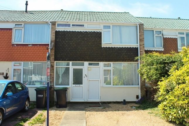 Thumbnail Terraced house for sale in Wycote Road, Gosport