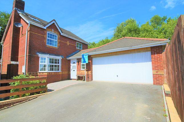 Thumbnail Detached house for sale in Brynhyfryd, Tircoed Forest Village, Penllergaer, Swansea