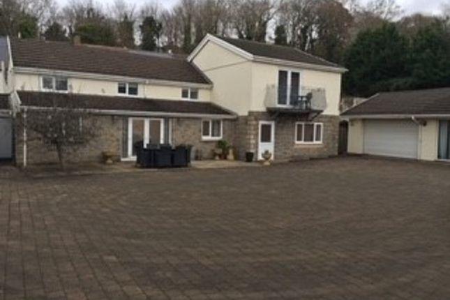 Thumbnail Detached house for sale in Tyr Halen Row, Baglan, Port Talbot, Neath Port Talbot.