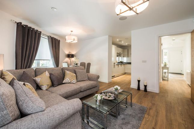 Thumbnail Flat for sale in Plot 41, Marionville Road, Edinburgh