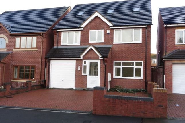 Thumbnail Detached house for sale in Old Park Lane, Oldbury