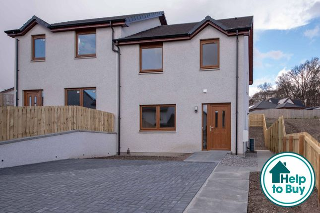 Wards Drive, Muir Of Ord, Highland IV6