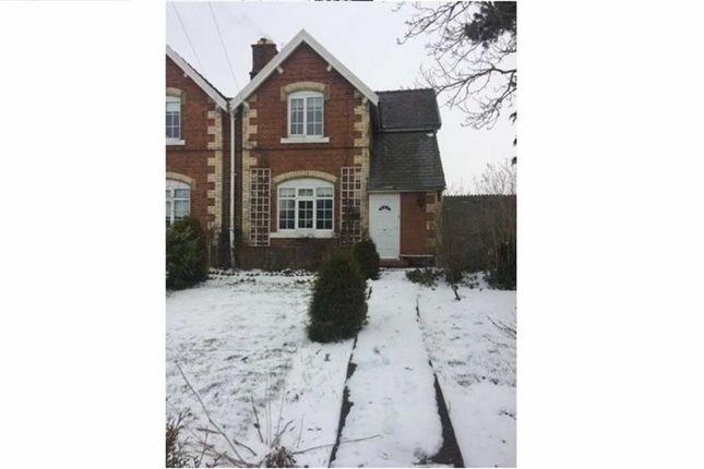 Thumbnail Cottage to rent in Kilhendre Cottage, Dudleston Heath, Ellesmere