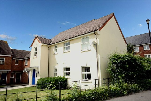 Thumbnail Flat to rent in Longstork Road, Coton Meadows, Warwickshire