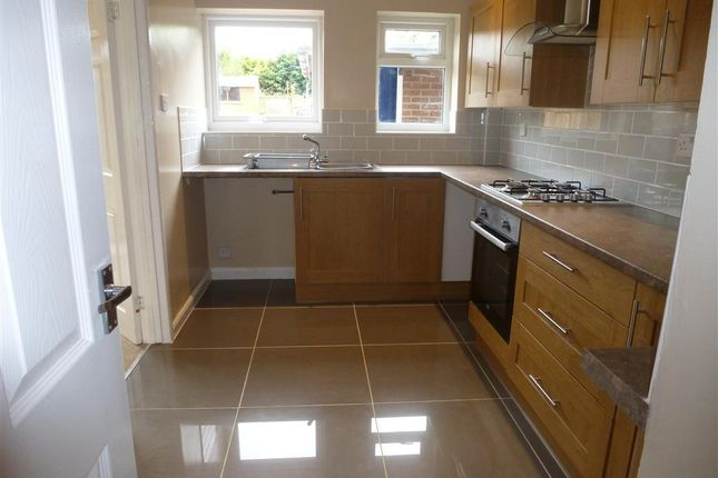 Thumbnail Terraced house to rent in Coronation Drive, Frodsham