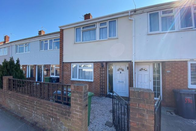 3 bed terraced house to rent in Cowick Lane, Exeter EX2