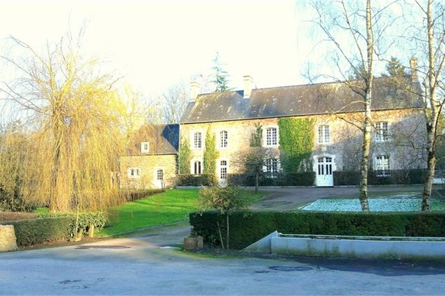 Thumbnail Equestrian property for sale in Basse-Normandie, Manche, Saint Lo