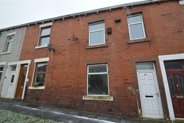 Thumbnail Terraced house to rent in Edgar Street, Huncoat, Accrington