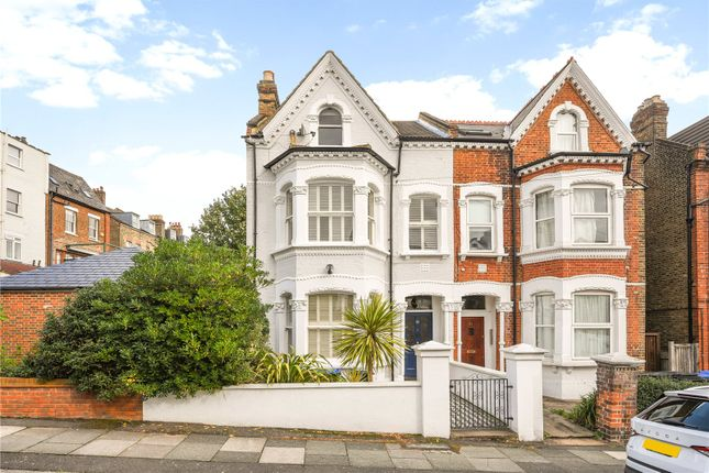 Thumbnail End terrace house for sale in Springfield Road, London