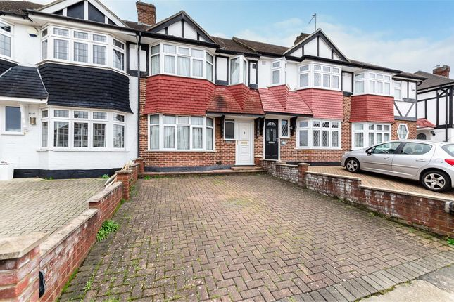 Thumbnail Terraced house for sale in Seymour Avenue, Morden, Surrey