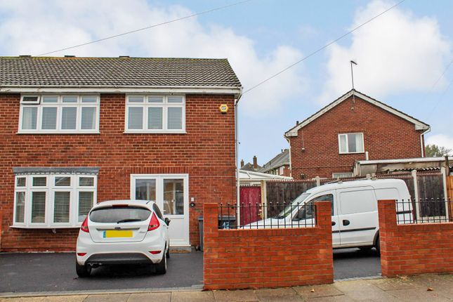 Thumbnail Semi-detached house for sale in Packington Avenue, Shard End