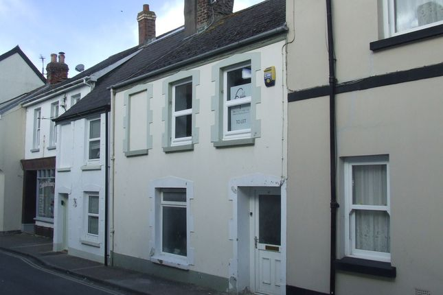 Thumbnail Cottage to rent in Cross Street, Northam, Bideford