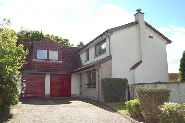 Thumbnail Detached house to rent in Earlspark Drive, Bieldside, Aberdeen